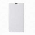Nillkin Flip leather Case Holster Cover Skin for Sony Ericsson M36h Xperia ZR - White