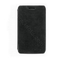 Nillkin Flip leather Case book Holster Cover Skin for BlackBerry Q5 - Black