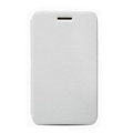 Nillkin Flip leather Case book Holster Cover Skin for BlackBerry Q5 - White