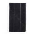 Nillkin Flip leather Case book Holster Cover Skin for Google Nexus 7 II - Black