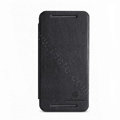Nillkin Flip leather Case book Holster Cover Skin for HTC Butterfly S 901e - Black