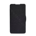 Nillkin Fresh Flip leather Case book Holster Cover Skin for Coolpad 5950 - Black