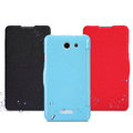 Nillkin Fresh Flip leather Case book Holster Cover Skin for Coolpad 5950 - Red