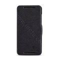Nillkin Fresh Flip leather Case book Holster Cover Skin for HTC 601E ONE Mini M4 - Black
