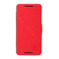 Nillkin Fresh Flip leather Case book Holster Cover Skin for HTC Butterfly S 901e - Red