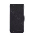 Nillkin Fresh Flip leather Case book Holster Cover Skin for HTC Desire 609D - Black