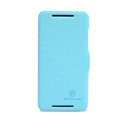 Nillkin Fresh Flip leather Case book Holster Cover Skin for HTC Desire 609D - Blue