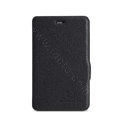 Nillkin Fresh Flip leather Case book Holster Cover Skin for Nokia Lumia 501 - Black