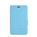 Nillkin Fresh Flip leather Case book Holster Cover Skin for Nokia Lumia 501 - Blue