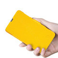 Nillkin Fresh Flip leather Case book Holster Cover Skin for Nokia Lumia 625 - Yellow