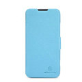Nillkin Fresh Flip leather Case book Holster Cover Skin for ZTE V975 Geek - Blue