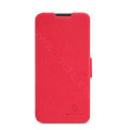 Nillkin Fresh Flip leather Case book Holster Cover Skin for ZTE V975 Geek - Red