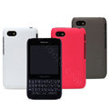 Nillkin Super Matte Hard Case Skin Cover for BlackBerry Q5 - White