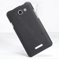 Nillkin Super Matte Hard Case Skin Cover for Coolpad 5950 - Black