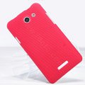 Nillkin Super Matte Hard Case Skin Cover for Coolpad 5950 - Red