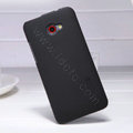 Nillkin Super Matte Hard Case Skin Cover for HTC Butterfly S 901e - Black