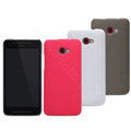 Nillkin Super Matte Hard Case Skin Cover for HTC Butterfly S 901e - Red