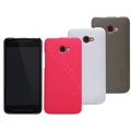 Nillkin Super Matte Hard Case Skin Cover for HTC Butterfly S 901e - White