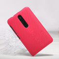Nillkin Super Matte Hard Case Skin Cover for Nokia Lumia 501 - Red