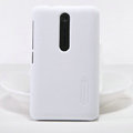 Nillkin Super Matte Hard Case Skin Cover for Nokia Lumia 501 - White
