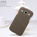 Nillkin Super Matte Hard Case Skin Cover for Samsung I8260 I8262 Galaxy Core - Brown