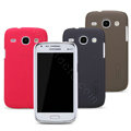 Nillkin Super Matte Hard Case Skin Cover for Samsung I8260 I8262 Galaxy Core - White