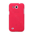 Nillkin Super Matte Hard Case Skin Cover for Samsung I869 Galaxy Win - Red