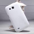 Nillkin Super Matte Hard Case Skin Cover for Samsung I869 Galaxy Win - White