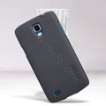 Nillkin Super Matte Hard Case Skin Cover for Samsung I9295 GALAXY SIV Active - Black