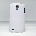Nillkin Super Matte Hard Case Skin Cover for Samsung I9295 GALAXY SIV Active - White