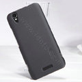 Nillkin Super Matte Hard Case Skin Cover for ZTE V975 Geek - Black