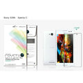 Nillkin Ultra-clear Anti-fingerprint Screen Protector Film for Sony Ericsson S39h Xperia C