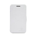 Nillkin Victory Flip leather Case Button Holster Cover Skin for BlackBerry Q5 - White