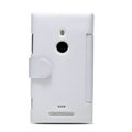 Nillkin Victory Flip leather Case book button Holster Cover for Nokia Lumia 925T - White