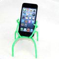 Spider Universal Bracket Phone Holder for HUAWEI Ascend G700 - Green