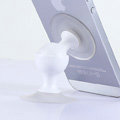 Suoyang Sucker Universal Car Bracket Support Stand for HUAWEI Ascend G700 - White