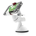 Original Sucker Universal Car Bracket Support Stand for HUAWEI Ascend P2 - White