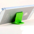 Plastic Universal Bracket Phone Holder for iPhone 5C - Green