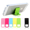 Plastic Universal Bracket Phone Holder for iPhone 5C - Pink