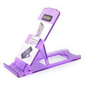 Emotal Universal Bracket Phone Holder for iPhone 5S - Purple