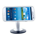 A-1 Micro-suction Universal Bracket Phone Holder for Samsung GALAXY S4 I9500 SIV - White