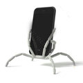 Spider Universal Bracket Phone Holder for Samsung GALAXY S4 I9500 SIV - White