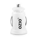 Ozio 1.0A Auto USB Car Charger Universal Charger for HTC Desire 500 506E - White