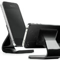 Micro-suction Universal Bracket Phone Holder for MEIZU MX3 - Black