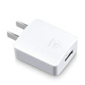 Original Charger + USB 2.0 Data Cable for HUAWEI Ascend P6 - White