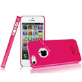 Imak ice cream hard cases covers for iPhone 5C - Rose