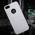 Nillkin Super Matte Hard Cases Skin Covers for iPhone 5C - White