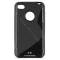 s-mak Tai Chi cases covers for iPhone 5C - Black