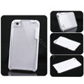 s-mak soft hard cases covers for iPhone 5C - White