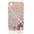 Bling S-warovski crystal cases diamond covers for iPhone 5S - Color